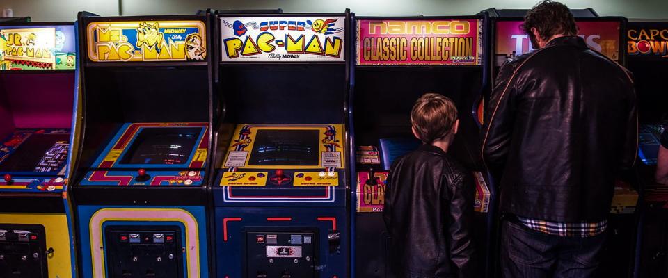 successful arcade gaming