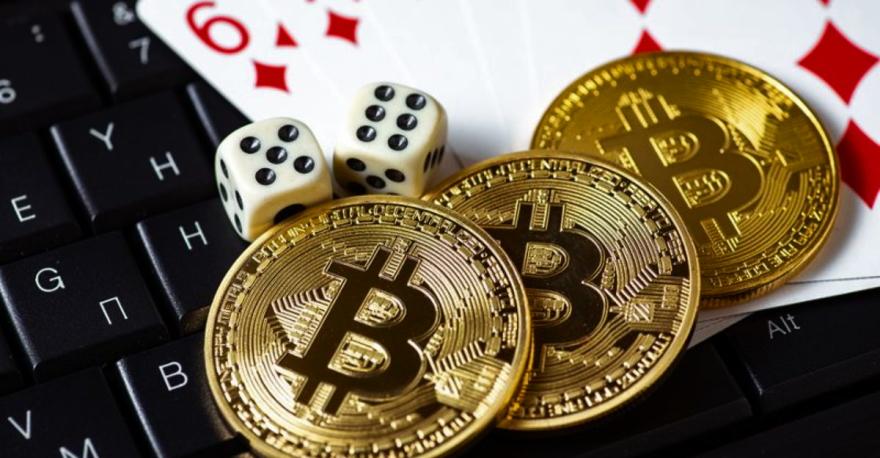 gamble with BTC