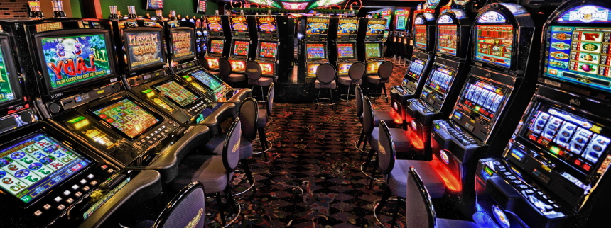 betting in slots