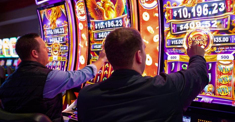 classes of slot machines